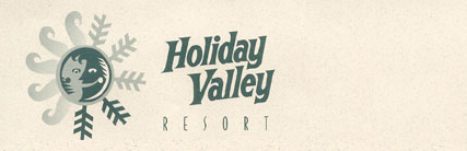 holiday valley logo